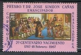 El Salvador Y/T 721 (0) - Salvador