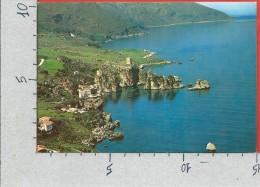 CARTOLINA VG ITALIA - CASTELLAMMARE DEL GOLFO (TP) - Scopello - Veduta Aerea - 10 X 15 - ANNULLO 1975 - Trapani