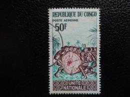 Congo 1965 Poste Aérienne N°30 Oblitéré - Gebraucht