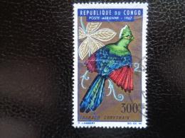 Congo 1967 Poste Aérienne N°53 Oblitéré - Congo - Brazzaville