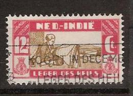 Nederlands Indie Dutch Indies 178 Used ; Leger Des Heils, Salvation Army 1932 Netherlands Indies PER PIECE - Netherlands Indies
