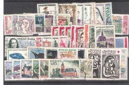 FRANCE ANNEE 1961 OBLITEREE - France