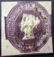 GRANDE BRETAGNE             N° 5             OBLITERE       à 10 % De La Cote - 1840-1901 (Victoria)
