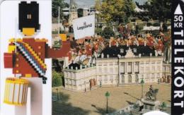 Denmark, JS 028, Legoland, Mint, Only 5000 Issued, 2 Scans. - Denmark