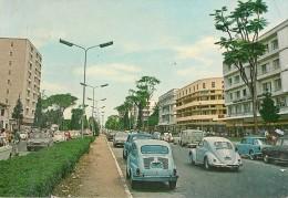 KINSHASA    Boulevard Du 30 Juin (nombreuses Automobiles) - Kinshasa - Léopoldville