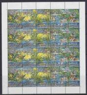 San Marino 1995 European Nature 5v In Sheetlet ** Mnh (F4613C) - Europese Gedachte