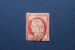 CÉRES 1849 ROUGE - 80 CENTIMES - 1849-1850 Ceres