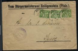 ALLEMAGNE - BAVIERE - Enveloppe Pour L ´ Allemagne - A Voir - Lot P 12326 - Bayern