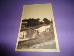 DANNEMOINE Canal De Bourgogne - Autres Communes