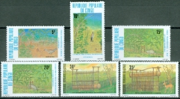Congo 1981 Animal Traps MNH** - Lot. 4199 - Congo - Brazzaville