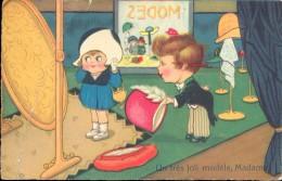 PK - Fantasie Fantaisie - Modes - Chapeau - Hoeden - Cartes Humoristiques