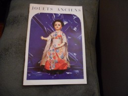 """Catalogue""""Jouets Anciens""""Drouot 1984 Avec Liste De Prix. - Autres Collections"""