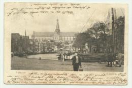 HAARLEM - SPARNE 1900   VIAGGIATA F.P. - Haarlem