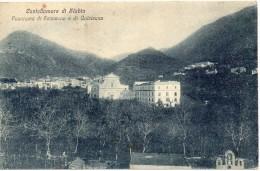 Campania-castellammare Di Stabia Veduta Panorama Scanzano Quisisana Primi 900 - Castellammare Di Stabia