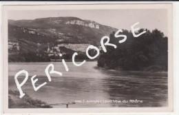 01  Lagnieu   Vue Du Rhone - France