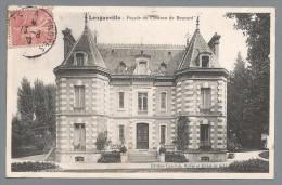 CPA Longueville - Façade Du Château De Besnard - France