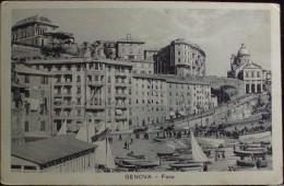 GENOVA Foce - Viaggiata Nel 1930 Formato Piccolo - Genova (Genoa)
