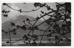 Campania-castellammare Di Stabia Veduta Vesuvio Da Quisisana Anni/30 - Castellammare Di Stabia