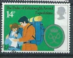 GB  1981 Duke Of Edinburgh: 'Expeditions'  14p.  SG 1162 SC 952 MI 886 YV 1003 - Used Stamps