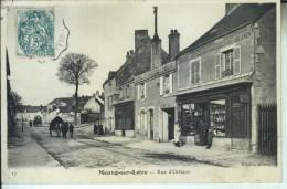 MEUNG SUR LOIRE Rue D'Orléans - Other Municipalities
