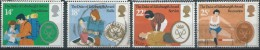 GB  1981 Duke Of Edinburgh Set Of 4   SG 1162-65 SC 952-55 MI 886-89 YV 1003-06 - Used Stamps