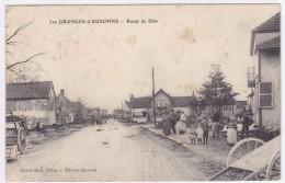 Les Granges D'Auxonne - Route De Döle - Auxonne