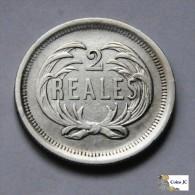 Guatemala - 2 Reales - 1873 - Guatemala