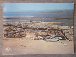 PORT LEUCATE (11).VUE GENERALE, L´ETANG ET LES CORBIERES . ANNEE 1978 - Autres Communes