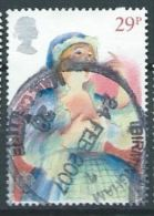 GB  1982 Theatre (Europa): Opera Singer  29p.  SG 1186 SC 990 MI 917 YV 1046 - Used Stamps