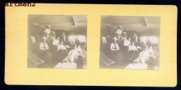 LE PAQUEBOT ERNEST SIMONS BATEAU MESSAGERIES MARITIMES PHOTOGRAPHIE STEREO VIETNAM INDOCHINE VIET-NAM - Steamers