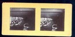 LE PAQUEBOT ERNEST SIMONS BATEAU MESSAGERIES MARITIMES PHOTOGRAPHIE STEREO VIETNAM INDOCHINE VIET-NAM - Paquebots