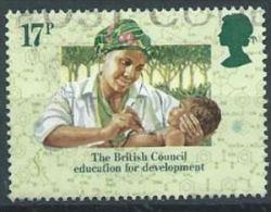 GB 1984 Nigerian Clinic  17p.  SG 1263 SC 1067 MI 1008 YV 1146 - Used Stamps