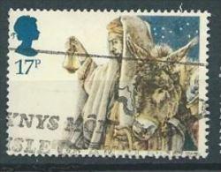 GB 1984 Arrival In Bethlehem  17p.  SG 1268 SC 1089 MI 1013 YV 1164 - Used Stamps