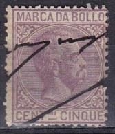 Regno D'Italia - 5c Marca Da Bollo - Usato° - 1861-78 Victor Emmanuel II.