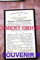 Clarisse Fauconnier Mignault 1842 Braine-le Comte 1905 - Braine-le-Comte
