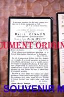 Raoul Rigaux Fermier Agronome Lombiseul-thoricourt  Né à Saintes 1884 - Bruxelles 1920 - Lens