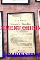 Virginie Gaudier Cornil Binot Houdeng-goegnies 1834 Silly 1908 - Silly