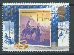 GB 1988 Journey To Bethlehem  14p.  SG 1414 SC 1234 MI 1180 YV 1358 - Used Stamps