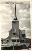 BELGIQUE - LIEGE - SAINT-VITH - SAINT-VITH -Luftkurort - Neue Pfarrkirche - Centre Touristique - Nouvelle Eglise. - Sankt Vith