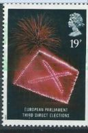 GB 1989 Cross On Ballot Paper (3rd Direct Elections To European Parliament)  19p.  SG 1433 SC 1253 MI 1199 YV 1377 - 1952-.... (Elizabeth II)