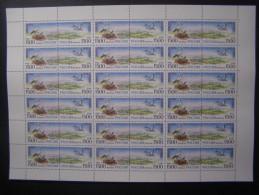 RUSSIA 1995 MNH (**)YVERT6152-6153  Europa.PAIX ET LIBERTE .feuile/ EUROPA PEACE AND FREEDOM /the Sheet