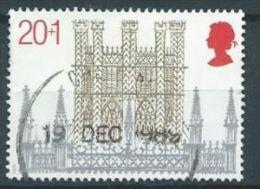 GB 1989 Octagon Tower  20p.+1p.  SG 1464 SC 1296 MI 1237 YV 1417 - 1952-.... (Elizabeth II)