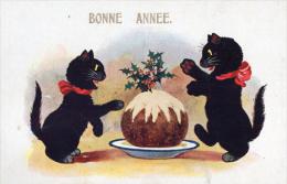 Bonne  Année ; Illustrateur Bovella - Andere Zeichner