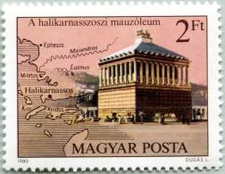 N° Yvert 2712 - Timbre De Hongrie (1980) - MNH - Mausolée D'Halicarnasse (JS)