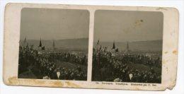 4 Stereo Cards Norway Norwegen Trondhjem Vrangfoss Kragero Arendal 1906 - Noruega