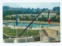CPM -  Avranches  - La Piscine Olympique