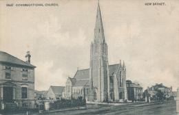 PC48268 Congregational Church. New Barnet. No 15447 - Royaume-Uni