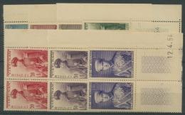 Vietnam - Süd 1954 Kronprinz Bao Long 91/97 Paar Mit Druckdatum Postfr. (R21374) - Viêt-Nam