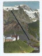 CPM  - Haute Montagne - Eglise Et Chapelle - Massif De La Meïje - Altri Comuni
