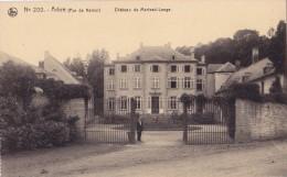 ARBRE CHATEAU DE MARTEAU LON  GE - Profondeville